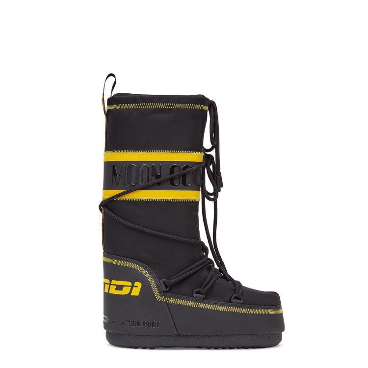 FENDI x Moonboot雪靴,價格店洽。圖/FENDI提供