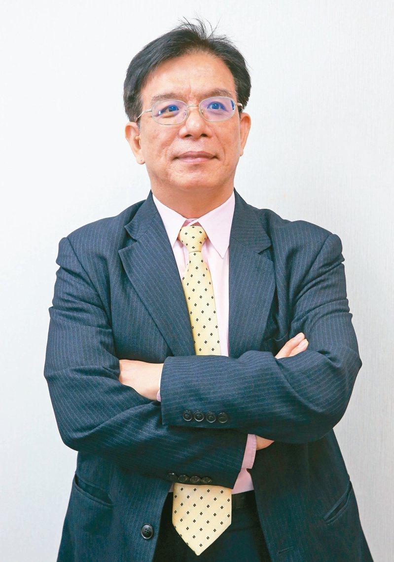 宏遠投顧副總經理陳國清 (本報系資料庫)