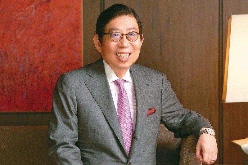 富邦金控董事長蔡明興。 (本報系資料庫)