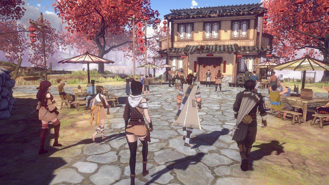 河洛工作室目前正在開發的最新作品《俠隱閣》,目前已經在Steam上有體驗版。目前...