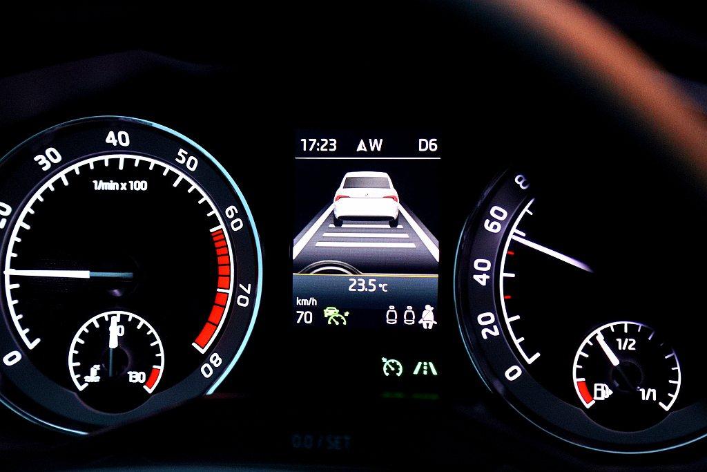 ACC主動式固定車距巡航系統,雖然是從車輛時速30km/h起進行設定,但其實具備...