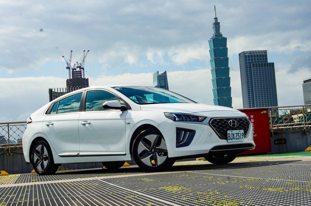 品牌情節仍然是Hyundai IONIQ Hybrid在台灣市場上的挑戰。 記者...