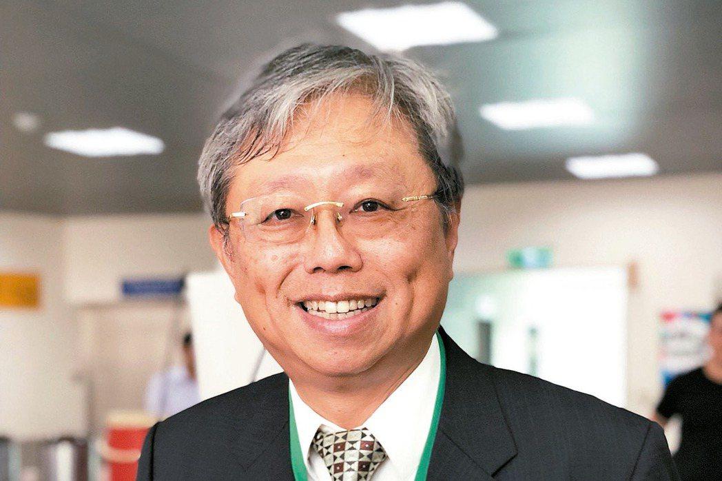 撼訊總經理陳劍威 本報系資料庫