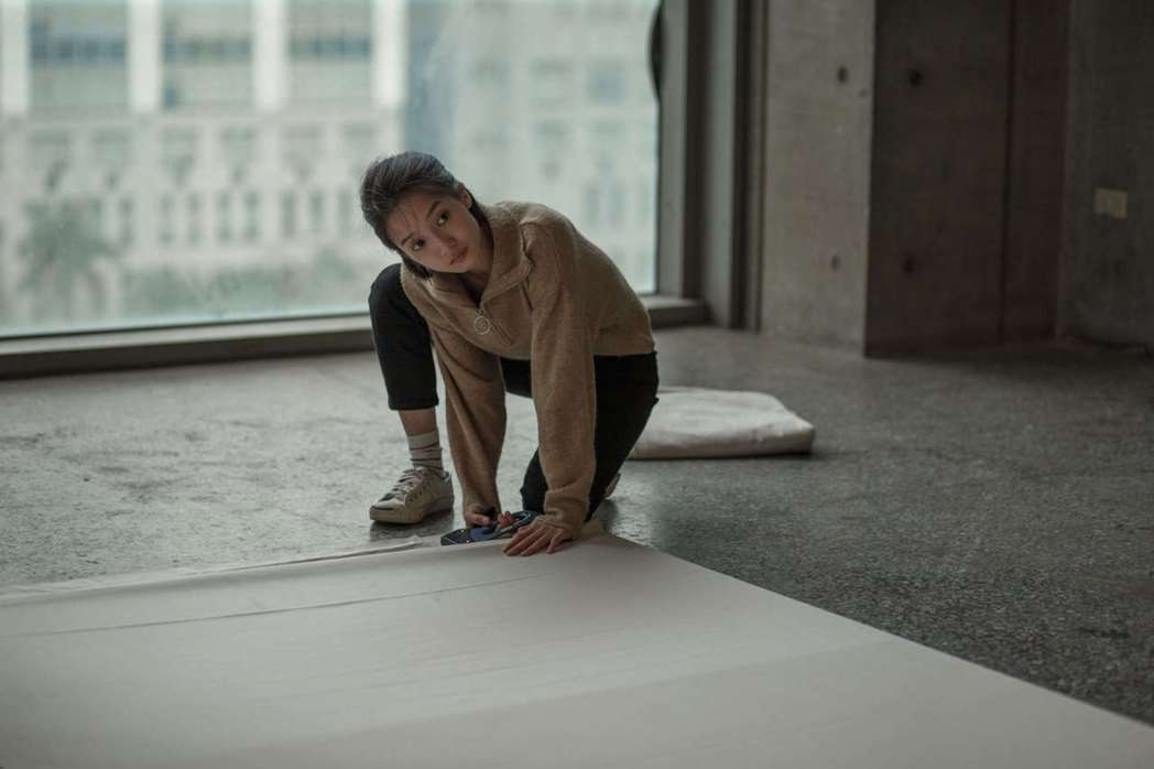 韓寧主演「月亮女孩」飾演大學建築系學生「小希」。圖/公視提供