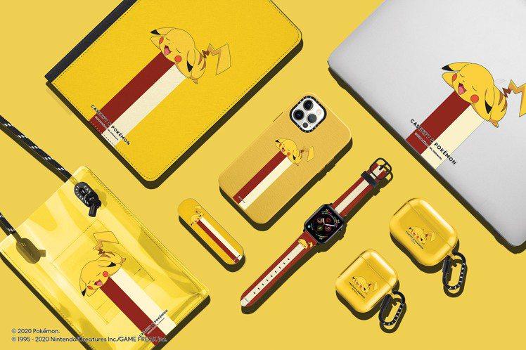 CASETiFY & Pokémon系列最大特色是商品種類超豐富,讓擁有各種產品...