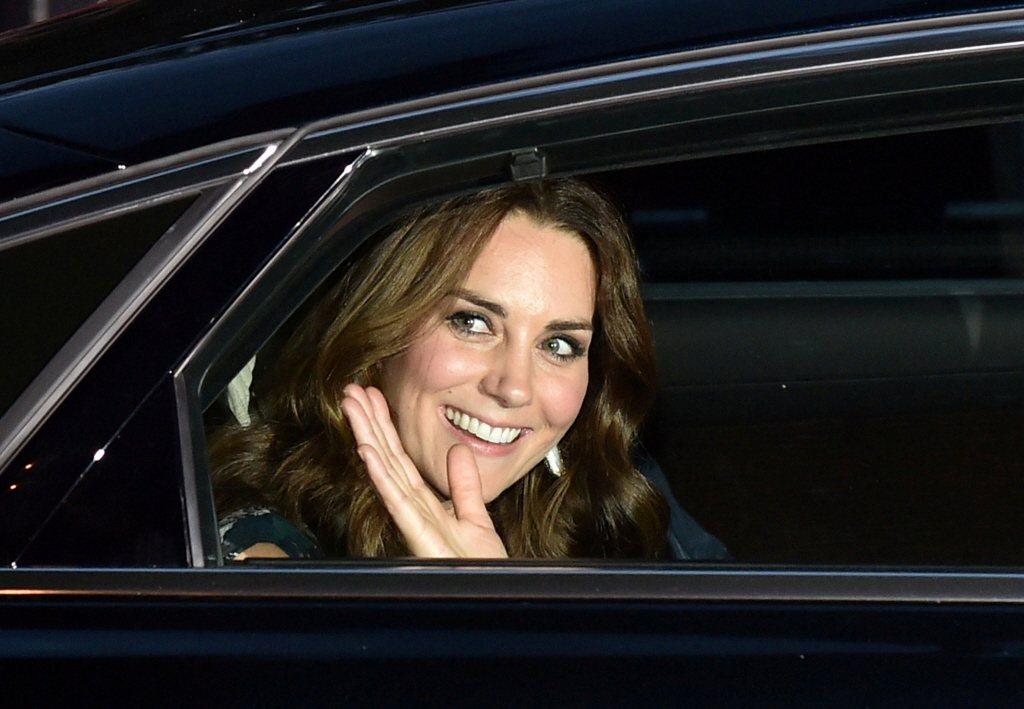 凱特據稱不是因貪戀貴族頭銜才愛上英國王子。圖/路透資料照片