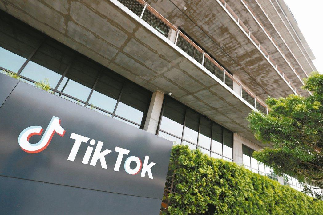 近年來在全球廣受青少年族群歡迎的TikTok,可能是臉書的最大威脅(路透)。