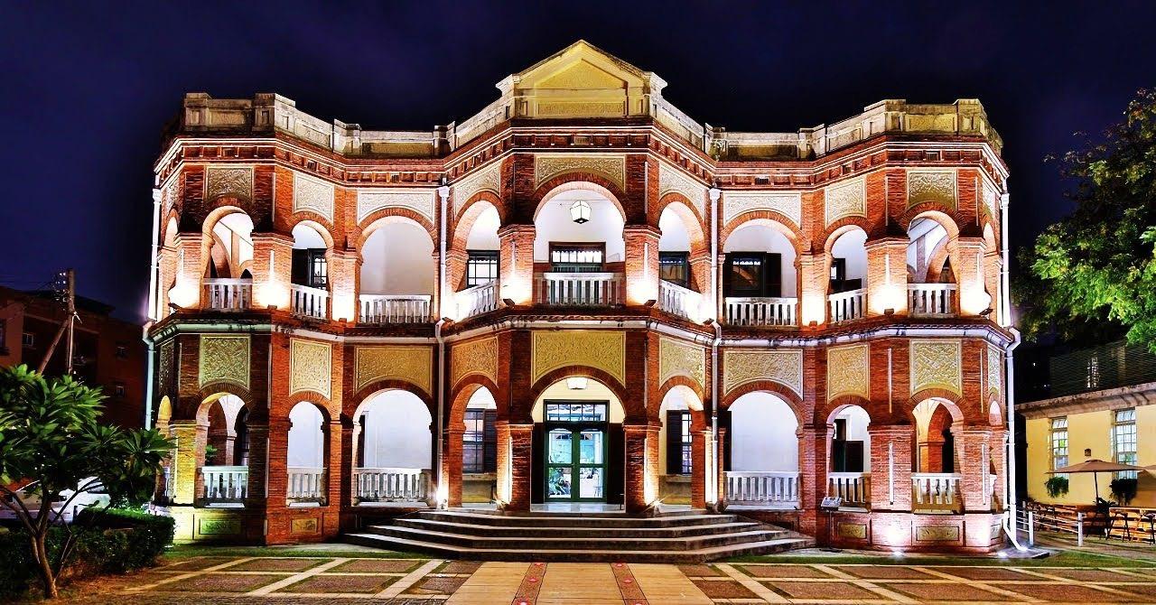 台南知事官邸為典型的英國在南洋所建造的殖民樣式建築。 圖/樂活台南
