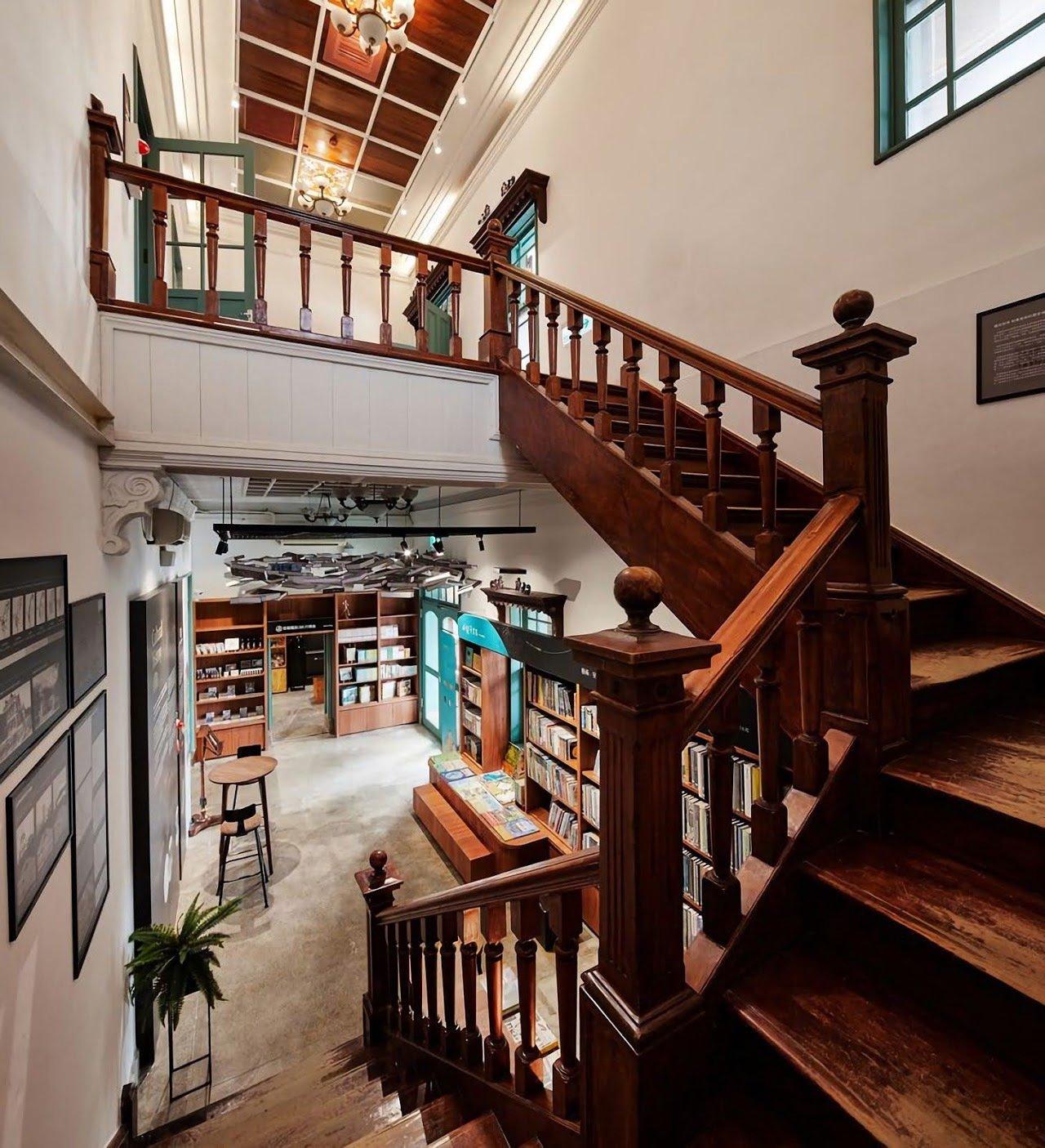 古蹟建物不僅只存留過去的歷史跟記憶,希望能夠真正與現代生活連結。 圖/樂活台南