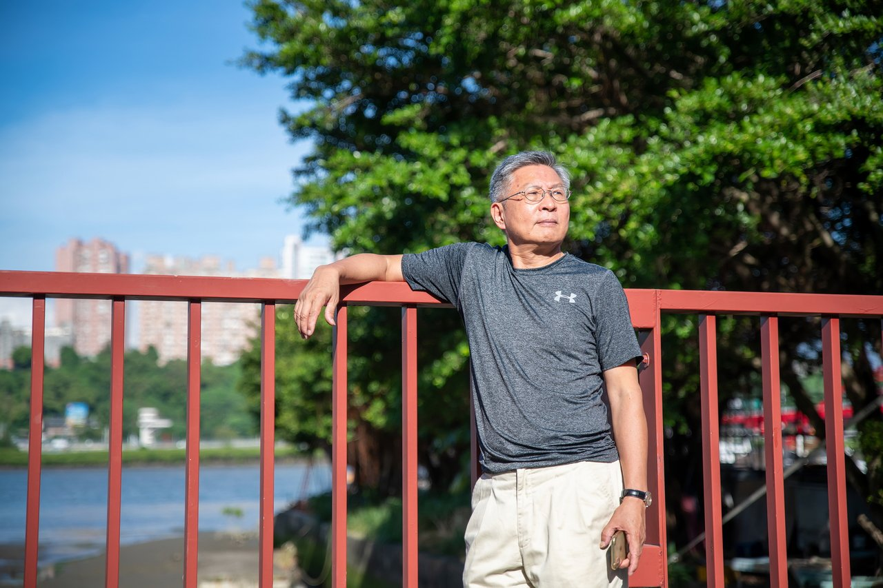 江育誠為自己「準備」的興趣,用量化指標來做目標管理:從55歲開始學畫,目標要在6...