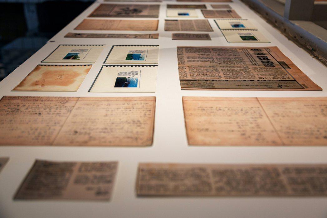 華文朗讀節精神展區之三「探——作家的第一本書」。 圖/華山1914文創園區提供