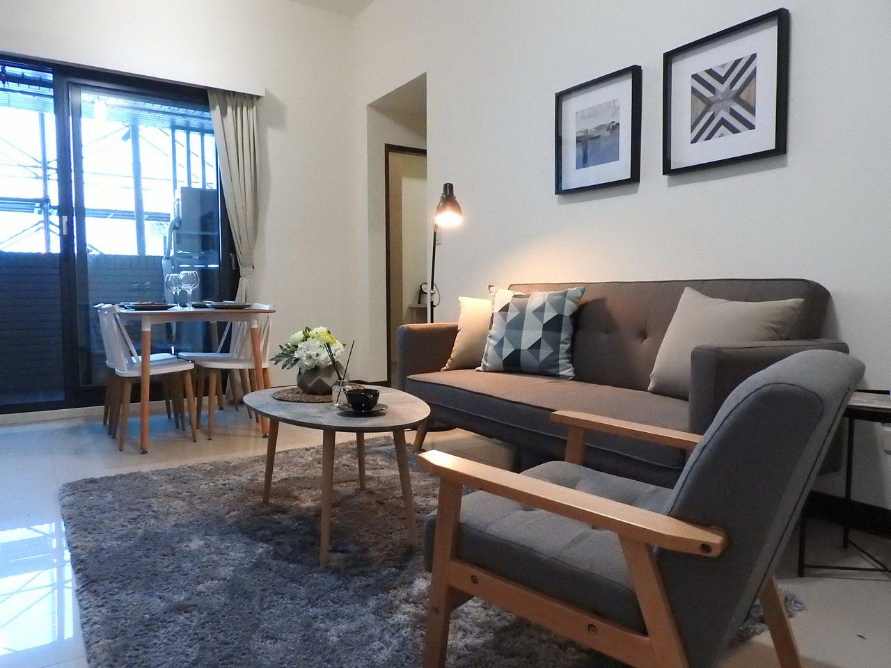 新北市三峽國光段青年社會住宅,均採通用設計,各房型內部都採通用設計、櫥櫃可升降,...