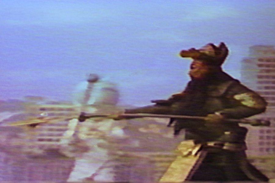 《關公大戰外星人》劇照。 圖/金馬影展