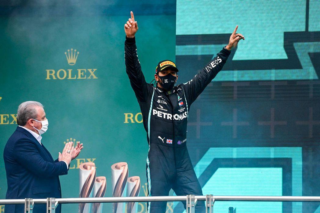 Hamilton下賽季要追尋破紀錄的第8冠機會也相當濃厚。 摘自F1