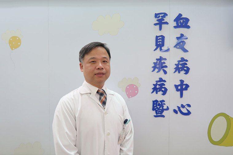 王建得主任表示,A型並帶有抗體的血友病患者在新型藥物的治療下,可以維持體內的凝血...