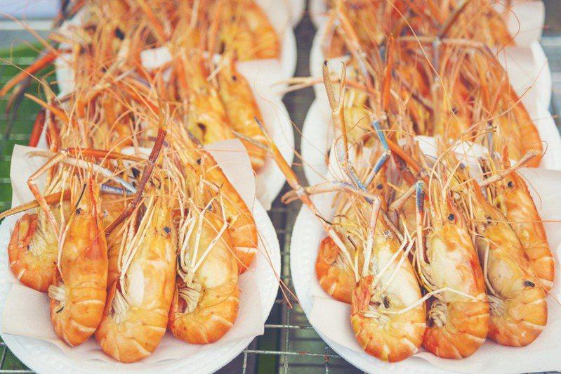 女網友發現友人不吃泰國蝦,一問之下她嚇壞。示意圖/ingimage