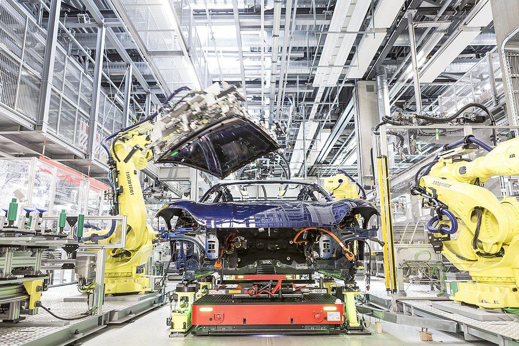 保時捷自2014年以來,已減少超過75%汽車製造相關的二氧化碳排放量,其中能源消...