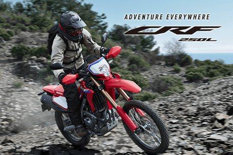 預計明年第二季交車!Honda Motorcycle宣布導入CRF300L CRF300 RALLY