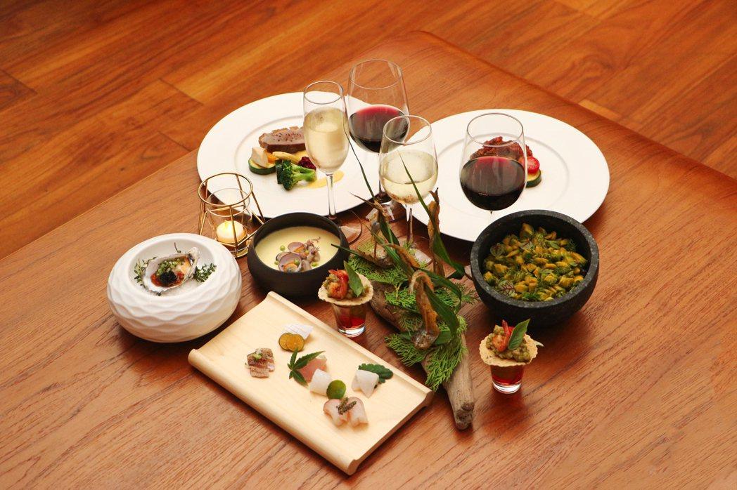 五星餐酒盛會。 澎湖福朋喜來登酒店/提供。
