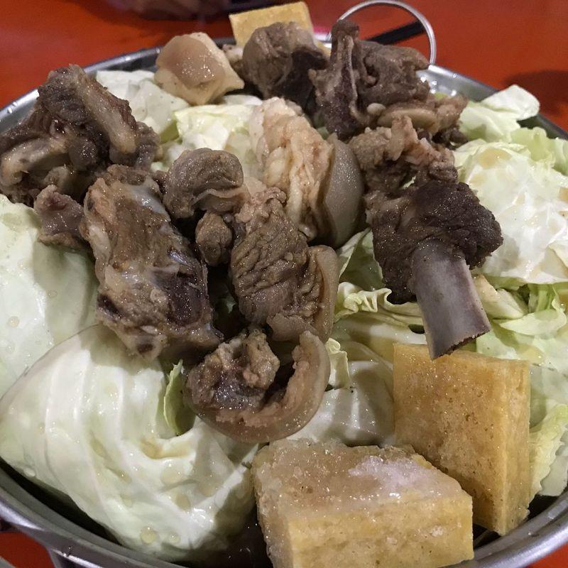 ▲台東跨年美食-九伯羊肉爐。(圖/ann.ycchen, Instagram)