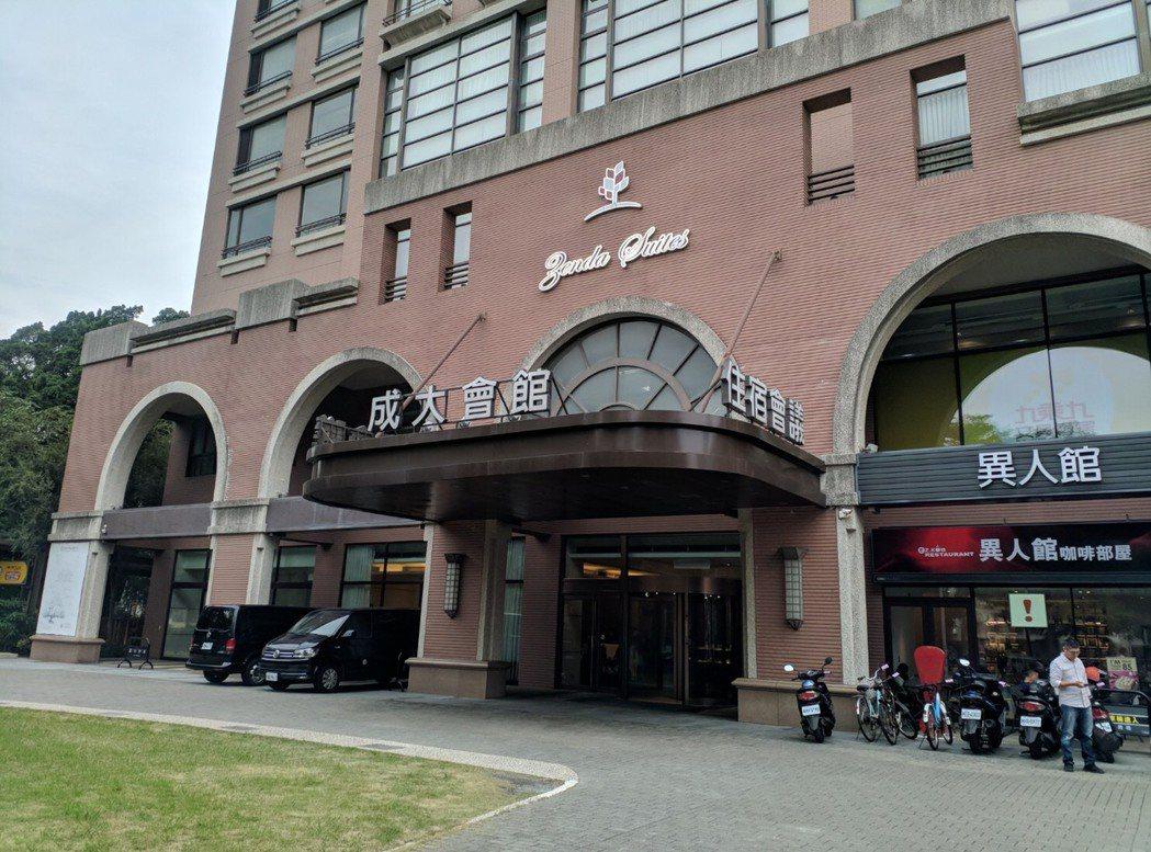 台南成功大學宿舍周邊套房投報可達4~5.6%。圖/台灣房屋提供