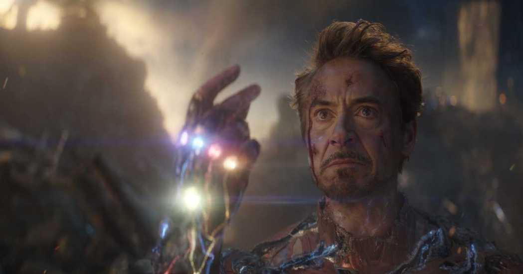 鋼鐵人在「復仇者聯盟:終局之戰」的命運暫時不會改變。圖/摘自imdb