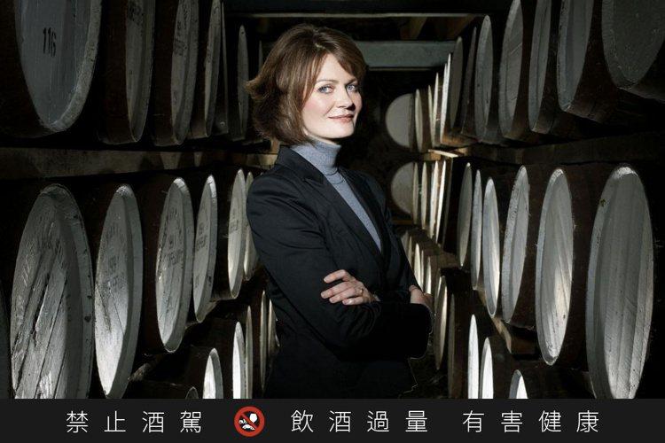 艾柏迪首席調酒師Stephanie MacLeod。圖/大盛酒品提供。提醒您:禁...