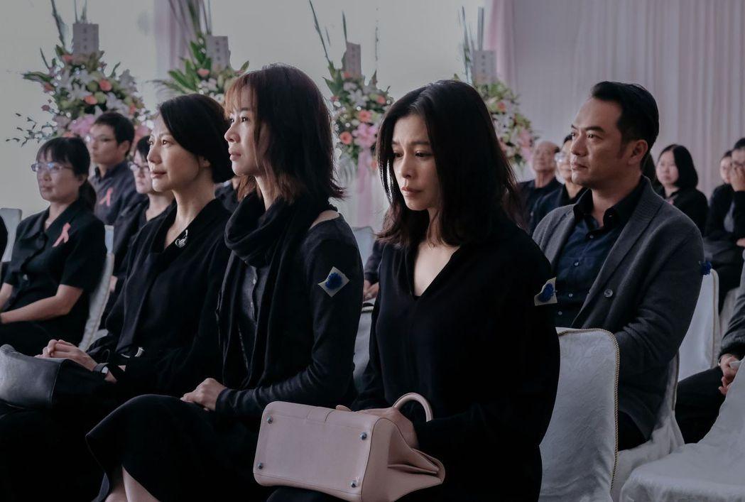 「孤味」上映兩周熱賣4700萬。圖/威視提供