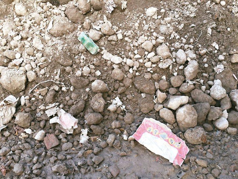垃圾焚化產生底渣與飛灰,處理已成各縣市棘手問題。 圖/聯合報系資料照片