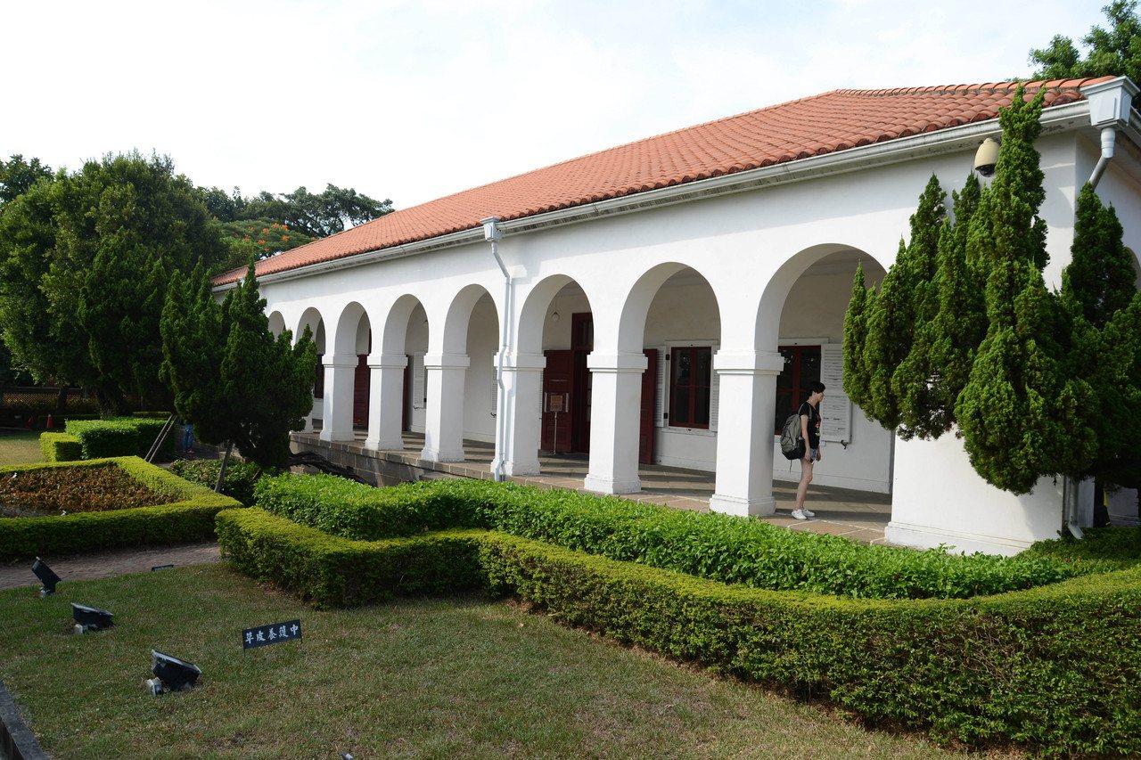 淡水小白宮是前清淡水總稅務司官邸。 圖/新北市文化局提供