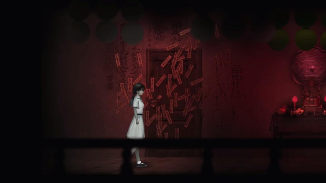 《鬼哭嶺》 圖:擷取自遊戲