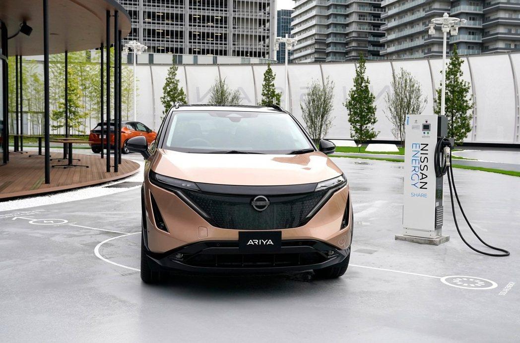 中國、北美和日本將是Nissan未來主要市場。 圖/Nissan提供