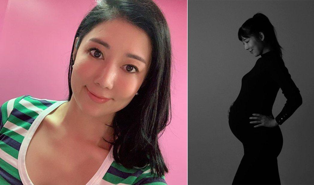 藤田小百合宣告當媽了。圖/擷自IG