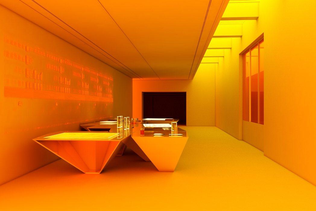 展覽亮點之一:美國團隊Milliøns建築工作室(澤娜・柯瑞騰 & 約翰・梅(Z...