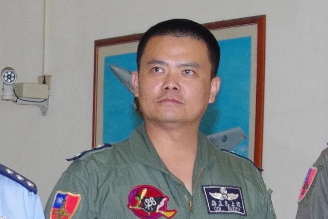 國搜中心:F-16失蹤飛官是上校蔣正志 全面尋找中