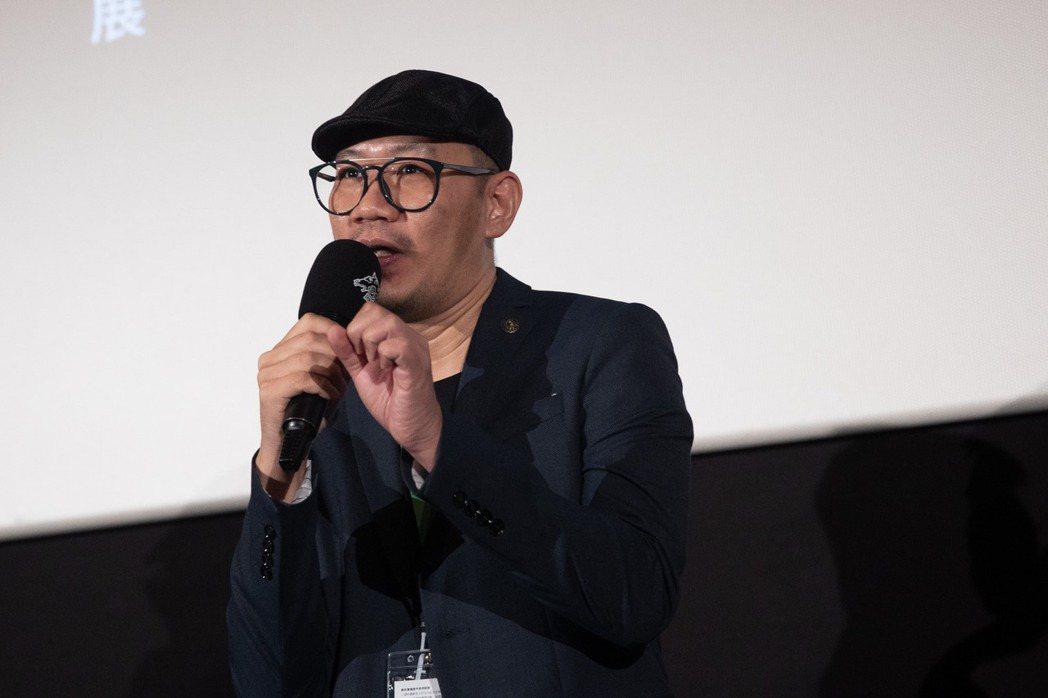 馬來西亞導演張吉安。圖/擷自金馬影展臉書