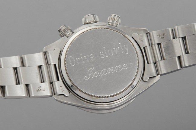 保羅紐曼的勞力士「Big Red」Oyster Cosmograph迪通拿腕表型...
