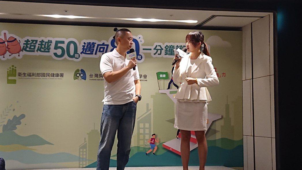 台大上周傳出至少三名學生意圖輕生,兒子就讀台大的藝人邰智源今受訪被問及此事,邰智...