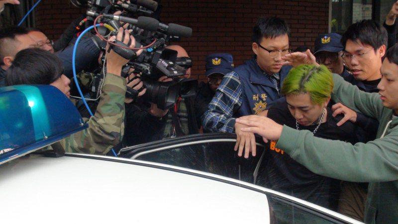 歌手謝和弦去年底因持有十多公克大麻,謝坦承吸食,檢驗呈陽性反應,被送勒戒。圖/聯合報系資料照片