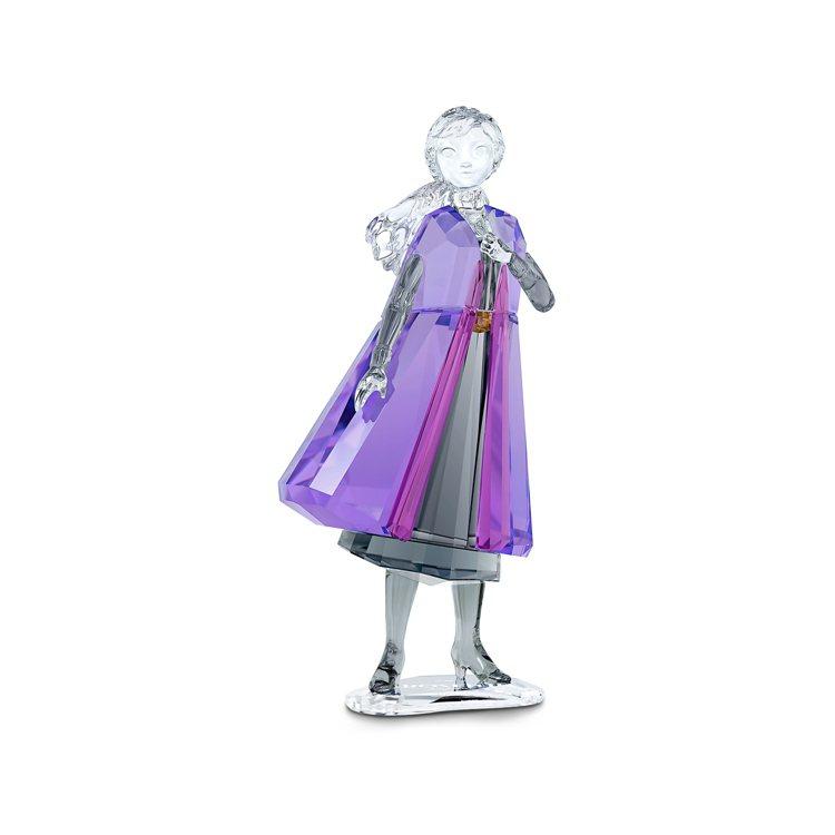 施華洛世奇冰雪奇緣2 – 安娜,12,900元。圖/施華洛世奇提供
