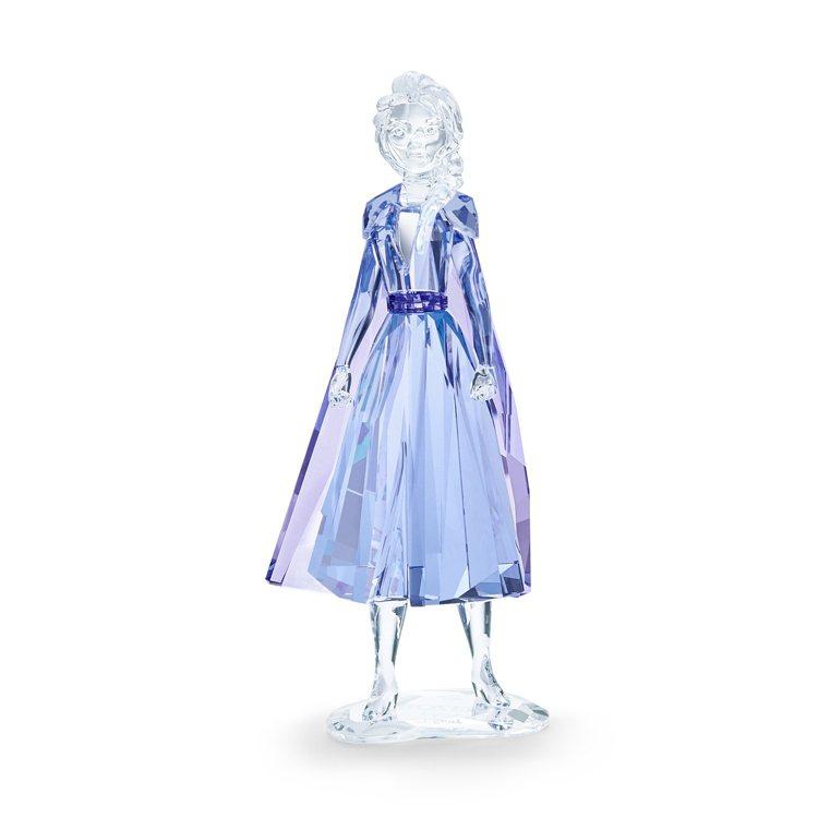 施華洛世奇冰雪奇緣2 - 艾莎,12,900元。圖/施華洛世奇提供
