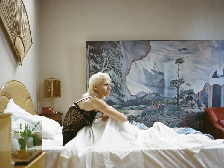 藝術家Silvia Calderoni是GUCCI推出《OUVERTURE 無盡...