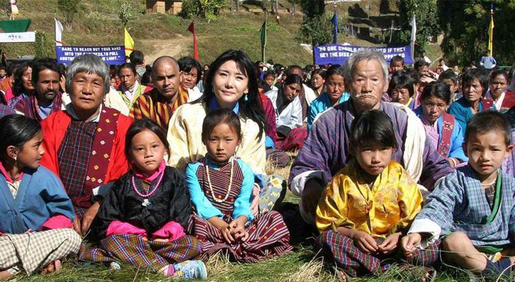 不丹皇太后慈善基金會。圖/Khieng ATELIER提供