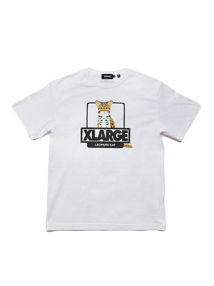 XLARGE台灣限定石虎T恤1,780元。圖/XLARGE提供