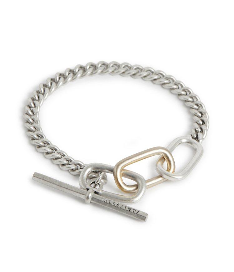 AllSaints Shamir造型手環3,100元。圖/AllSaints提供