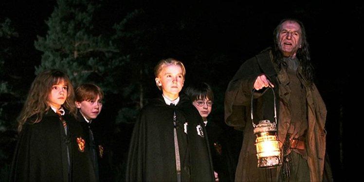 「哈利波特:神秘的魔法石」上映滿19周年。圖/摘自imdb
