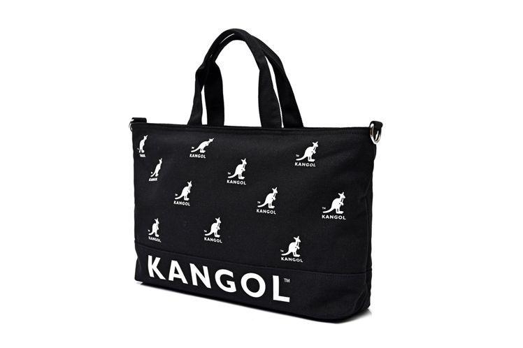 LOGO陣列帆布包,市價1280元,紅利點數15,000點,加價購649元。圖/...