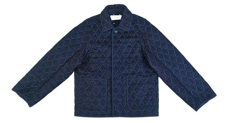ADV_LABEL冬季棉襖系列夾克。圖/ADV_LABEL提供