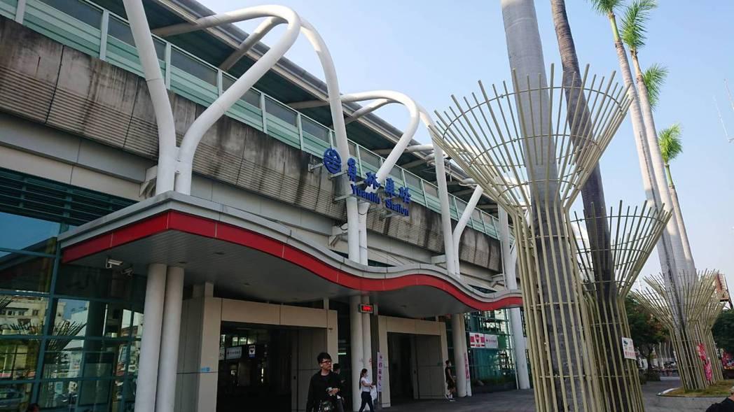 彰化縣員林市火車站附近的商業地近日開價最高每坪59萬元,不但台中建商遲疑,連在地...
