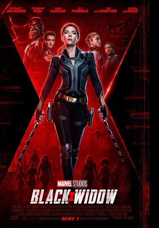 「黑寡婦」海報中有出現梅森(右上)的身影,顯然不是無足輕重的配角。圖/摘自imd